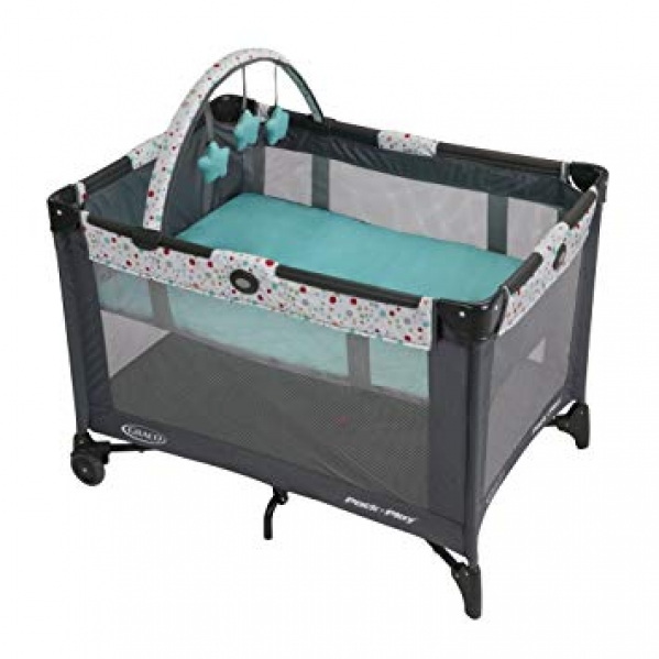 BabyQuip - Baby Equipment Rentals - Pack n Play with Infant Bassinet  - Pack n Play with Infant Bassinet  -