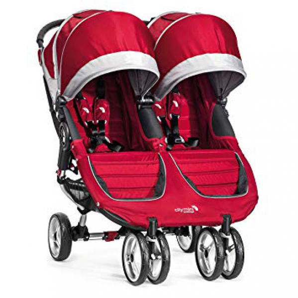 BabyQuip - Baby Equipment Rentals - Double Stroller City Mini Double - Double Stroller City Mini Double -