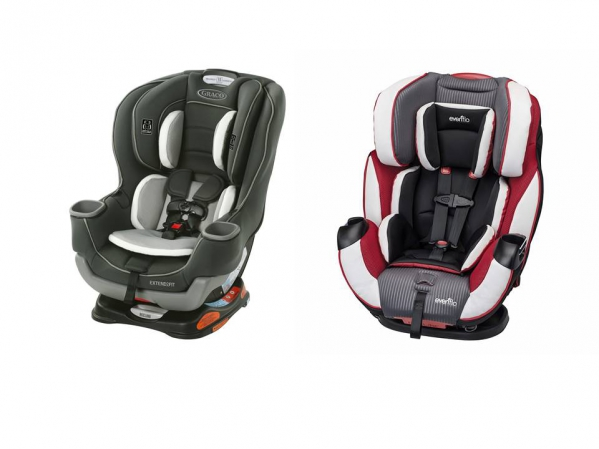 BabyQuip - Baby Equipment Rentals - Double Convertible Car Seat Package - Double Convertible Car Seat Package -