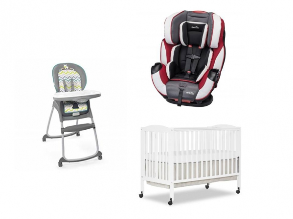 BabyQuip - Baby Equipment Rentals - Package Elite Crib - Package Elite Crib -