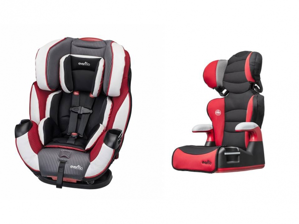 BabyQuip - Baby Equipment Rentals - Package Convertible & High Back Booster Car Seat - Package Convertible & High Back Booster Car Seat -