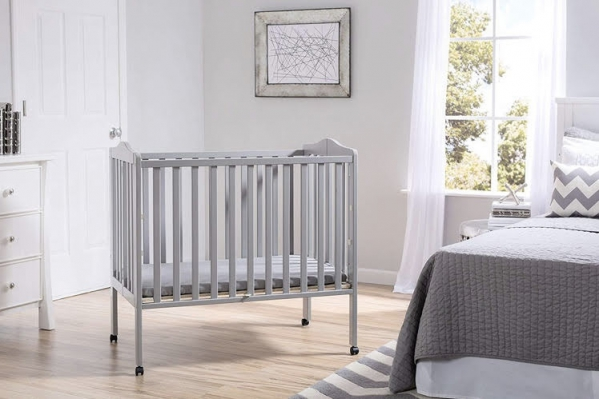 BabyQuip - Baby Equipment Rentals - Mini Portable Crib - Mini Portable Crib -