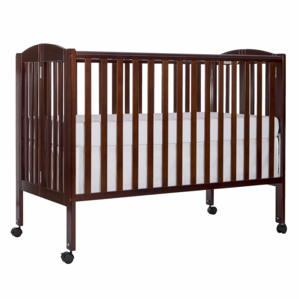 Full-Size Portable Crib - Infants to Toddlers