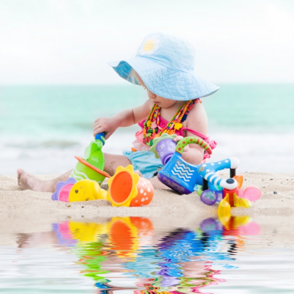 BabyQuip - Baby Equipment Rentals - Beach Toy Package Rental - Beach Toy Package Rental -
