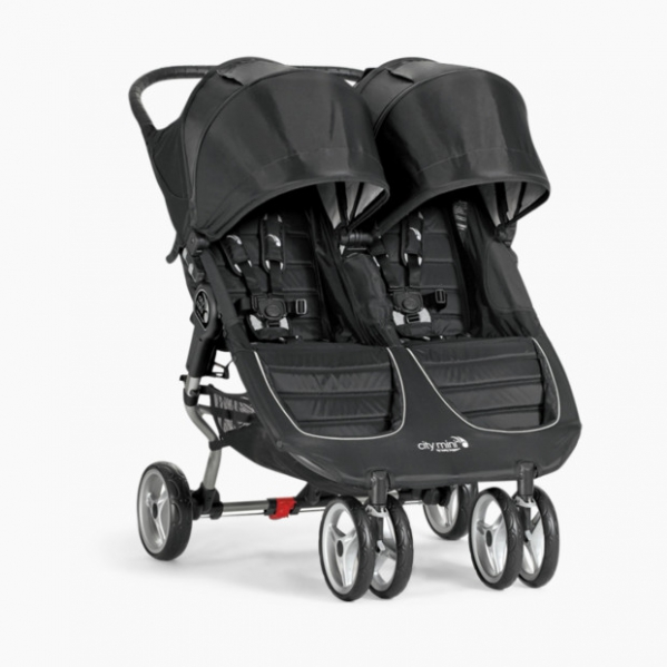 BabyQuip - Baby Equipment Rentals - City Mini Double Stroller Rental - City Mini Double Stroller Rental -
