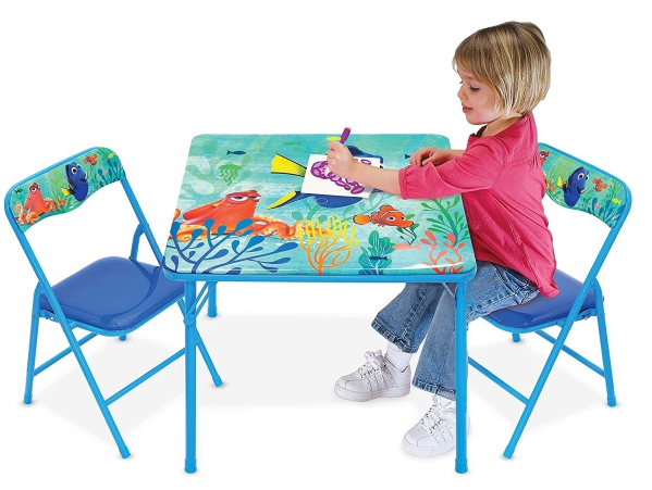BabyQuip - Baby Equipment Rentals - Disney Activity Table Set - Disney Activity Table Set -
