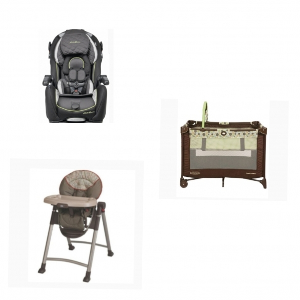 BabyQuip - Baby Equipment Rentals - Family Package  - Family Package  -