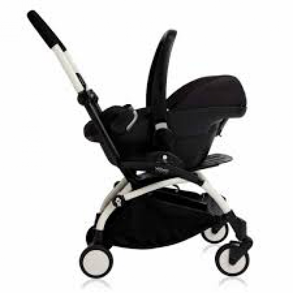 BabyQuip - Baby Equipment Rentals - Click N' Go Style Stroller for Rear-facing Carseat - Click N' Go Style Stroller for Rear-facing Carseat -