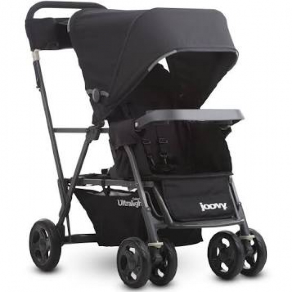 BabyQuip - Baby Equipment Rentals - Caboose Ultralight Sit and Stand Stroller - Caboose Ultralight Sit and Stand Stroller -