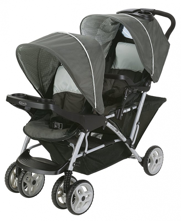 BabyQuip - Baby Equipment Rentals - Graco DuoGlide Double Stroller - Graco DuoGlide Double Stroller -