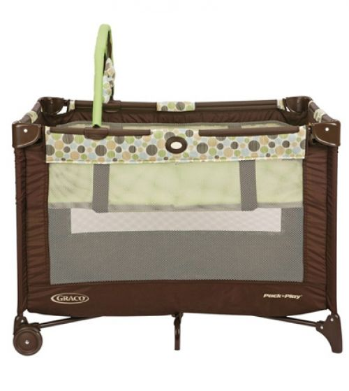 BabyQuip Baby Equipment Rentals - Graco Pack
