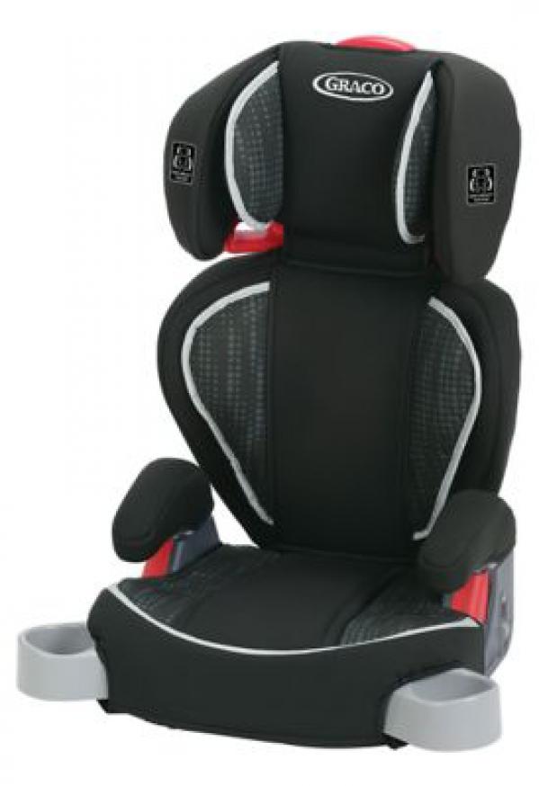 BabyQuip - Baby Equipment Rentals - Graco TurboBooster Car Seat - Graco TurboBooster Car Seat -