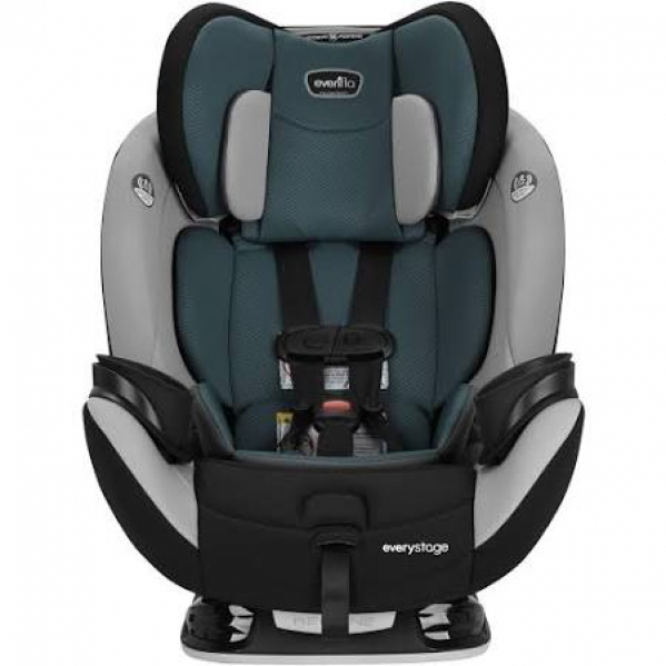 BabyQuip - Baby Equipment Rentals - Evenflo Every Stage LX All-In-One Car Seat - Evenflo Every Stage LX All-In-One Car Seat -