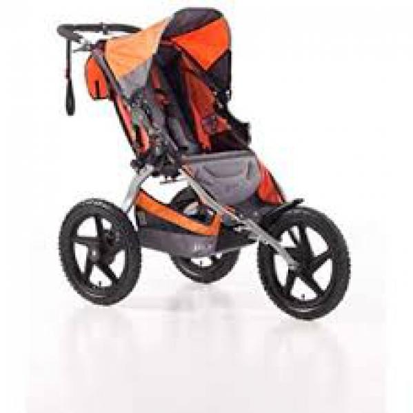 BabyQuip - Baby Equipment Rentals - Single Bob Jogging Stroller - Single Bob Jogging Stroller -