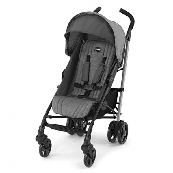 BabyQuip - Baby Equipment Rentals - Chicco Lite Way Stroller - Chicco Lite Way Stroller -