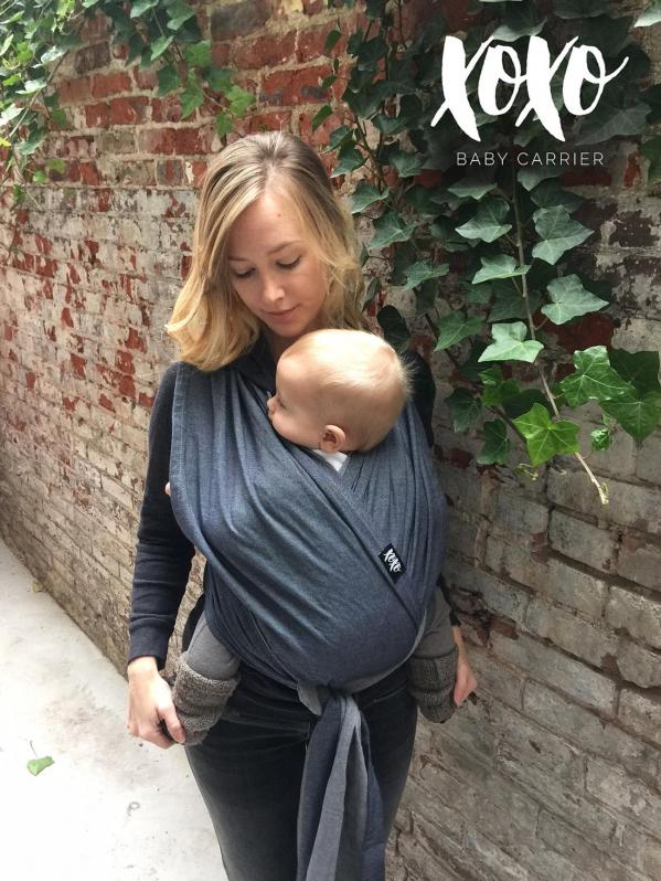 BabyQuip - Baby Equipment Rentals - XOXO Wrap Baby Carrier - XOXO Wrap Baby Carrier -