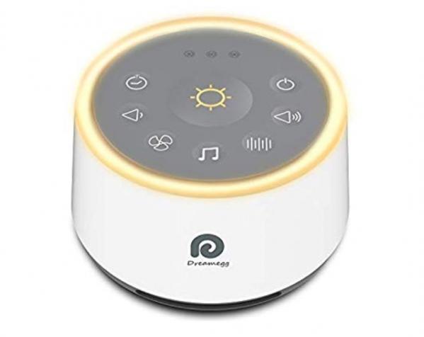 BabyQuip - Baby Equipment Rentals - Sound Machine With Optional Nightlight - Sound Machine With Optional Nightlight -