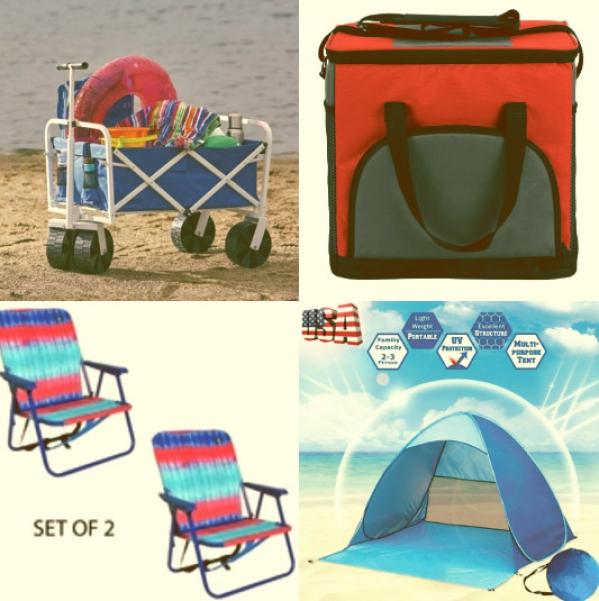 BabyQuip - Baby Equipment Rentals - Fun In The Sun Beach Package - Fun In The Sun Beach Package -