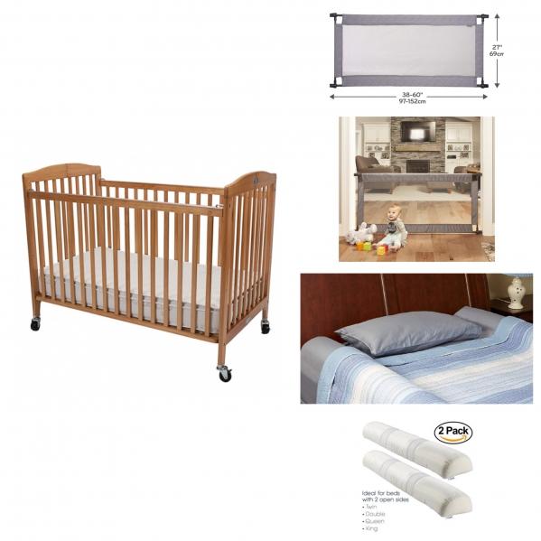 BabyQuip - Baby Equipment Rentals - Sleep and Safety Package - Sleep and Safety Package -