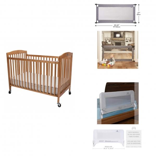 BabyQuip - Baby Equipment Rentals - Sleep and Safety option 2  - Sleep and Safety option 2  -