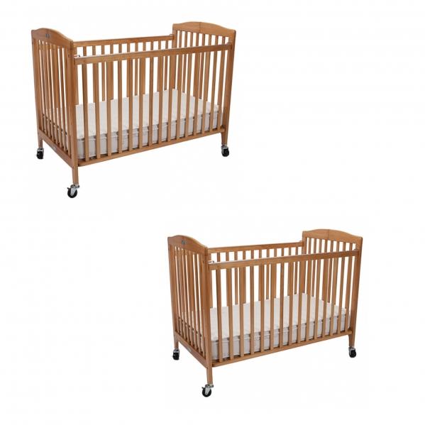 BabyQuip - Baby Equipment Rentals - 2 full size cribs - 2 full size cribs -