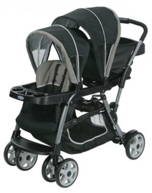 BabyQuip Baby Equipment Rentals - Double Stroller - Kelsey Westrick - Orlando, FL