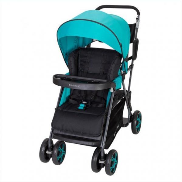 BabyQuip - Baby Equipment Rentals - Sit N Stand Stroller - Sit N Stand Stroller -