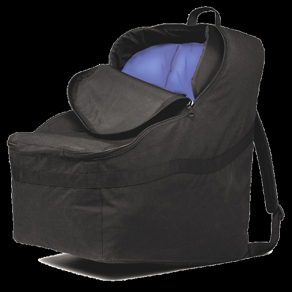 BabyQuip Baby Equipment Rentals - Car Seat Travel Bag - Amanda Erekson - New York, New York
