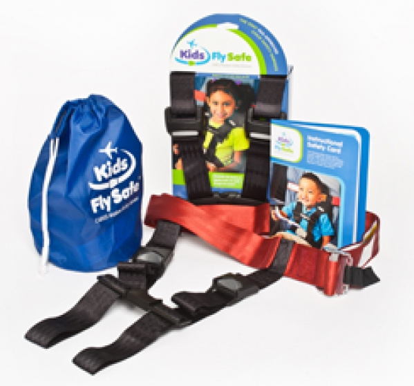 BabyQuip - Baby Equipment Rentals - CARES Airplane Harness - CARES Airplane Harness -