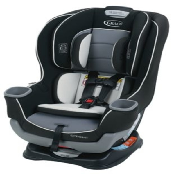 BabyQuip - Baby Equipment Rentals - Graco Extend to Fit Convertible Car Seat - Graco Extend to Fit Convertible Car Seat -
