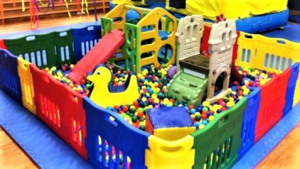 Play Zone Package - Call for Quote!