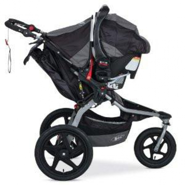 BabyQuip - Baby Equipment Rentals - Bob Stroller and Car Seat with Adapter Combo - Bob Stroller and Car Seat with Adapter Combo -