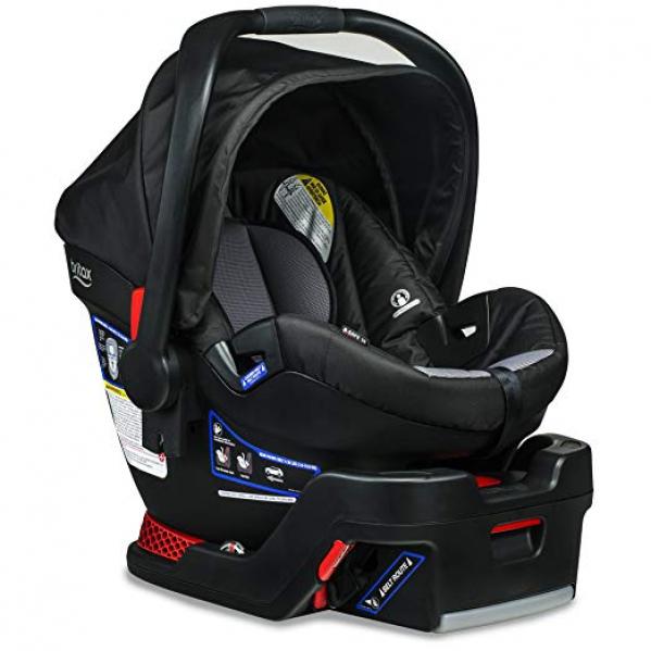 BabyQuip - Baby Equipment Rentals - Britax Infant Car Seat - Britax Infant Car Seat -