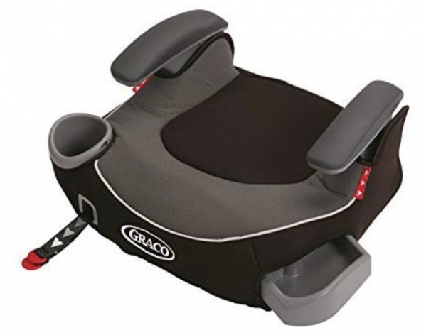 BabyQuip - Baby Equipment Rentals - Graco Backless Youth Booster Seat - Graco Backless Youth Booster Seat -