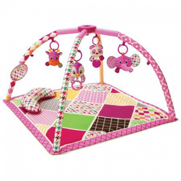 BabyQuip - Baby Equipment Rentals - Activity Gym & Play Mat - Activity Gym & Play Mat -