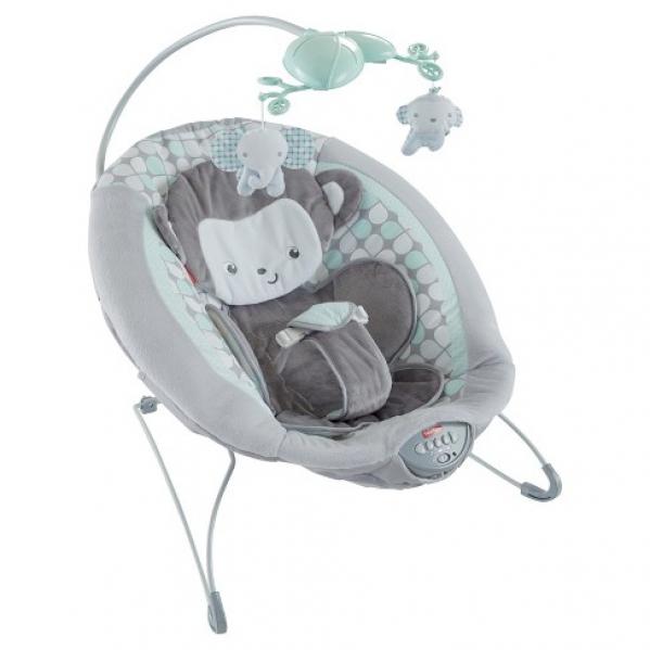BabyQuip - Baby Equipment Rentals - Bouncer Seat - Deluxe - Bouncer Seat - Deluxe -