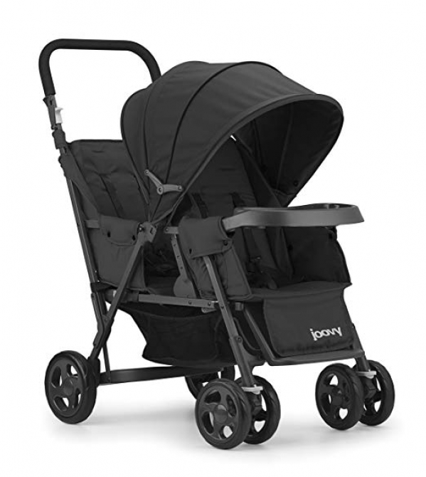 BabyQuip - Baby Equipment Rentals - Stroller: Joovy Double Sit and Stand - Stroller: Joovy Double Sit and Stand -