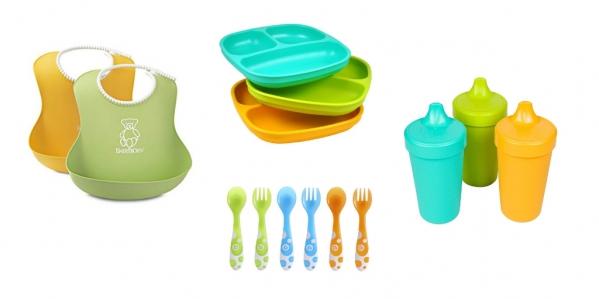 BabyQuip - Baby Equipment Rentals - Feeding Set - Feeding Set -