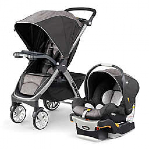 BabyQuip - Baby Equipment Rentals - Travel System: Chicco - Travel System: Chicco -