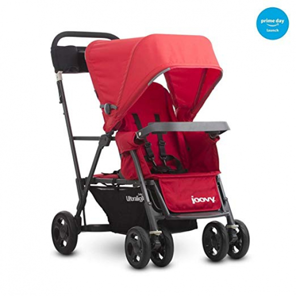 BabyQuip Baby Equipment Rentals - Joovy Caboose Ultralight Graphite Stroller - Jennifer Atuar - Pensacola Beach, FL