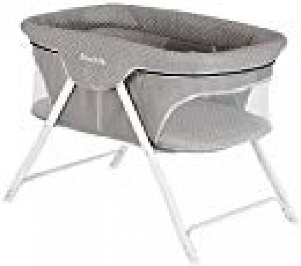 BabyQuip - Baby Equipment Rentals - Delta baby white folding bassinet - Delta baby white folding bassinet -