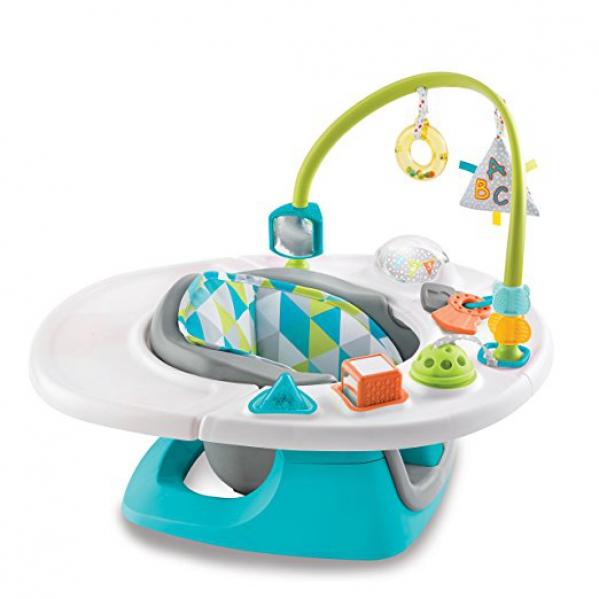 BabyQuip - Baby Equipment Rentals - Summer Infant 4-in-1 Deluxe SuperSeat - Summer Infant 4-in-1 Deluxe SuperSeat -