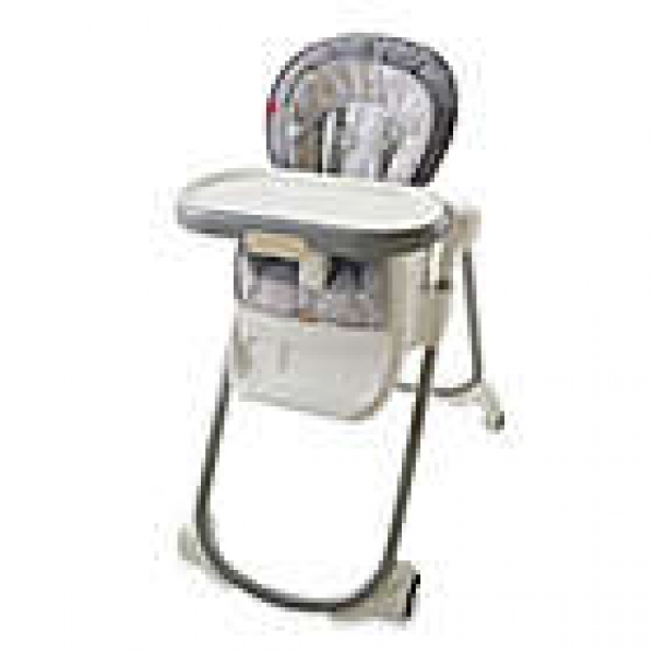BabyQuip - Baby Equipment Rentals - Fisher Price Full Size High Chair - Fisher Price Full Size High Chair -
