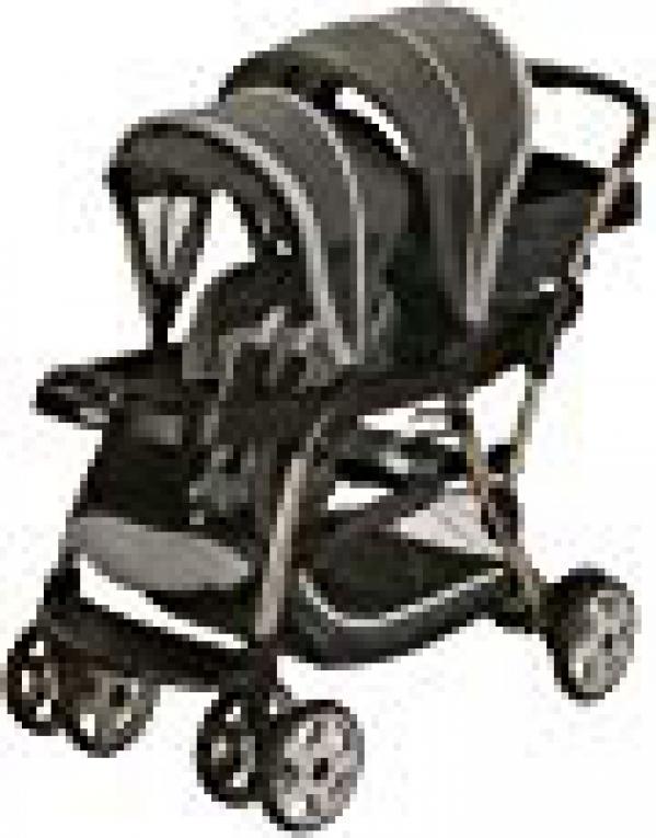 BabyQuip - Baby Equipment Rentals - Graco Double Stroller - Graco Double Stroller -