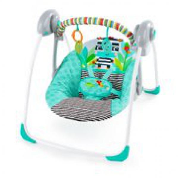 BabyQuip - Baby Equipment Rentals - Bright Start Portable Swing - Bright Start Portable Swing -