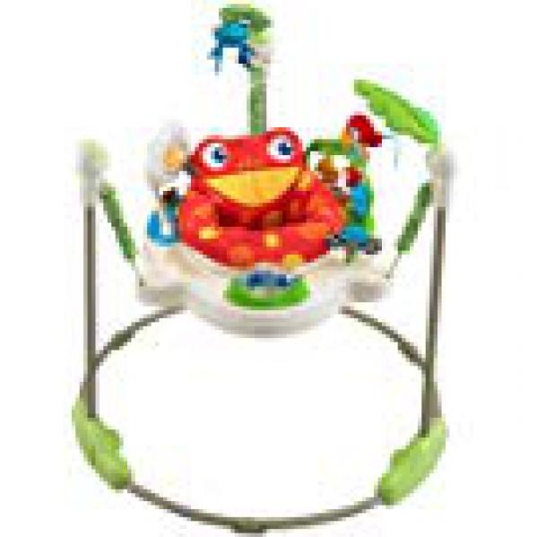 BabyQuip - Baby Equipment Rentals - Fisher-Price Rainforest Jumparoo - Fisher-Price Rainforest Jumparoo -