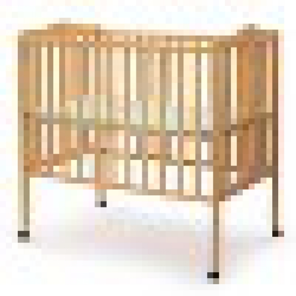 (3ea.) Full Size Crib, mattress & cover, 2 sheets