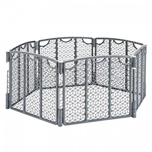 BabyQuip - Baby Equipment Rentals - Evenflo Fenced play yard - Evenflo Fenced play yard -