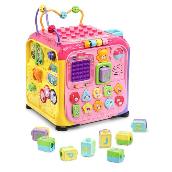 BabyQuip - Baby Equipment Rentals - V-Tech Ultimate Alphabet Activity Cube - V-Tech Ultimate Alphabet Activity Cube -