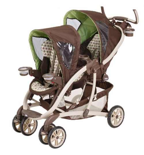 BabyQuip Baby Equipment Rentals - Double Stroller - Josh Bob - Sharon, Massachusetts